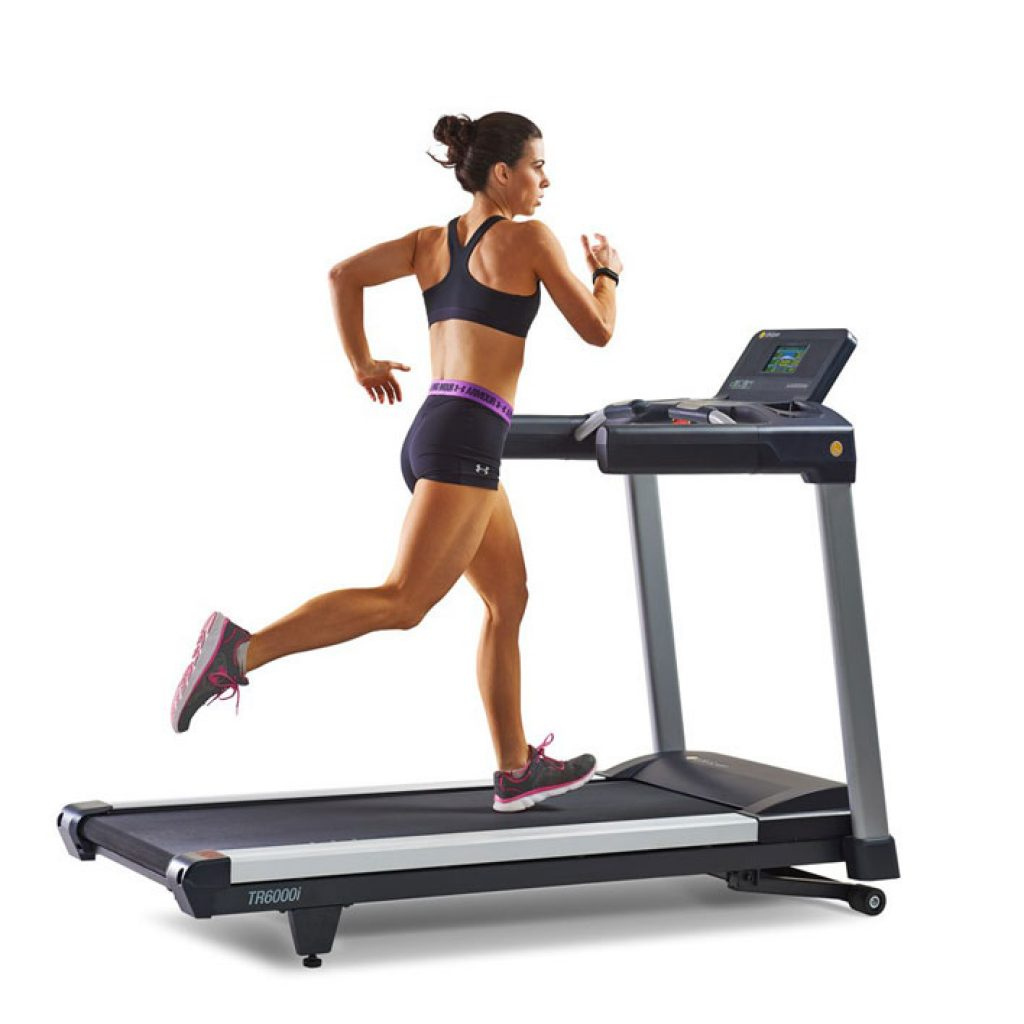 TR6000i<br>tapis roulant<br>LifeSpan Fitness