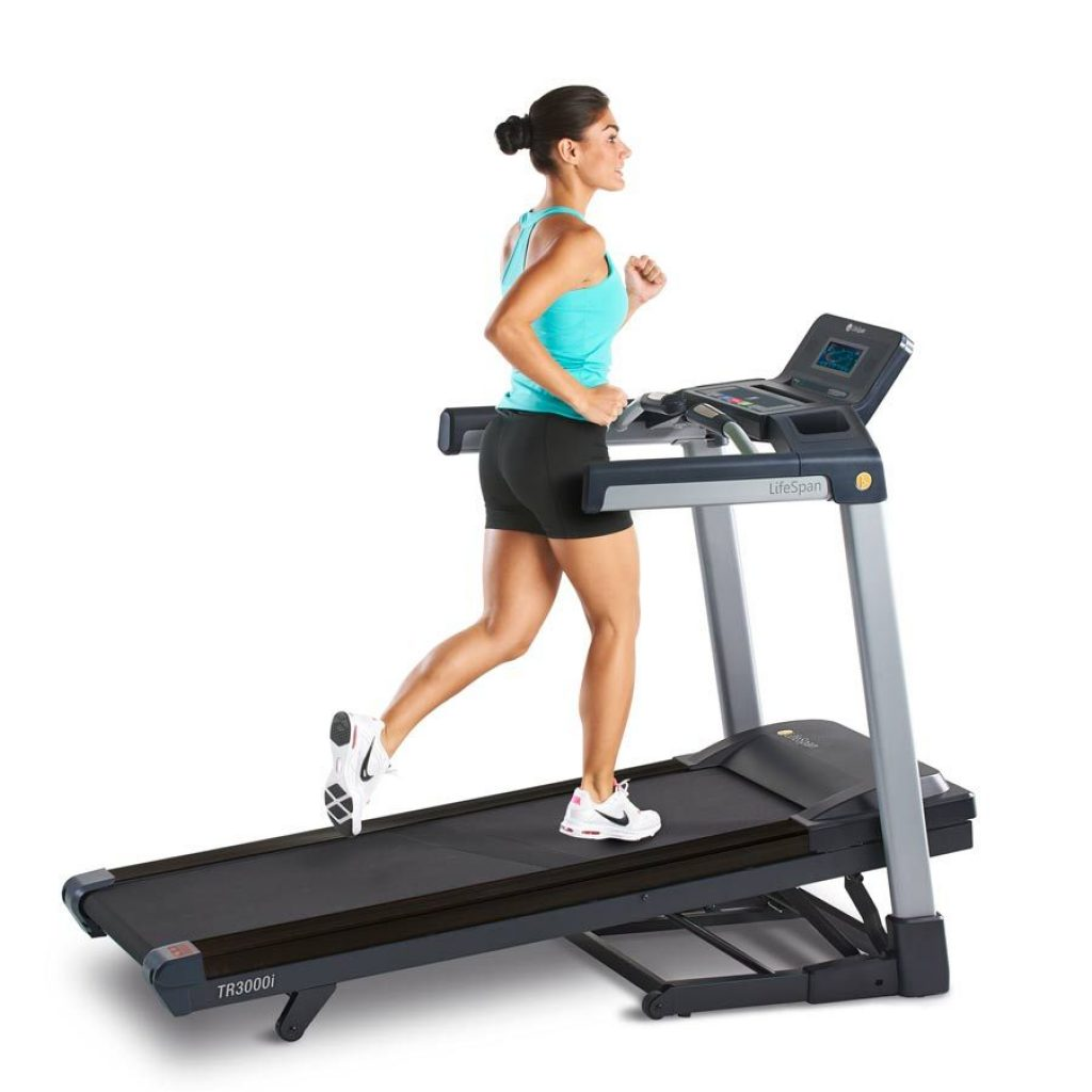 TR3000i<br>Tapis roulant<br>LifeSpan Fitness