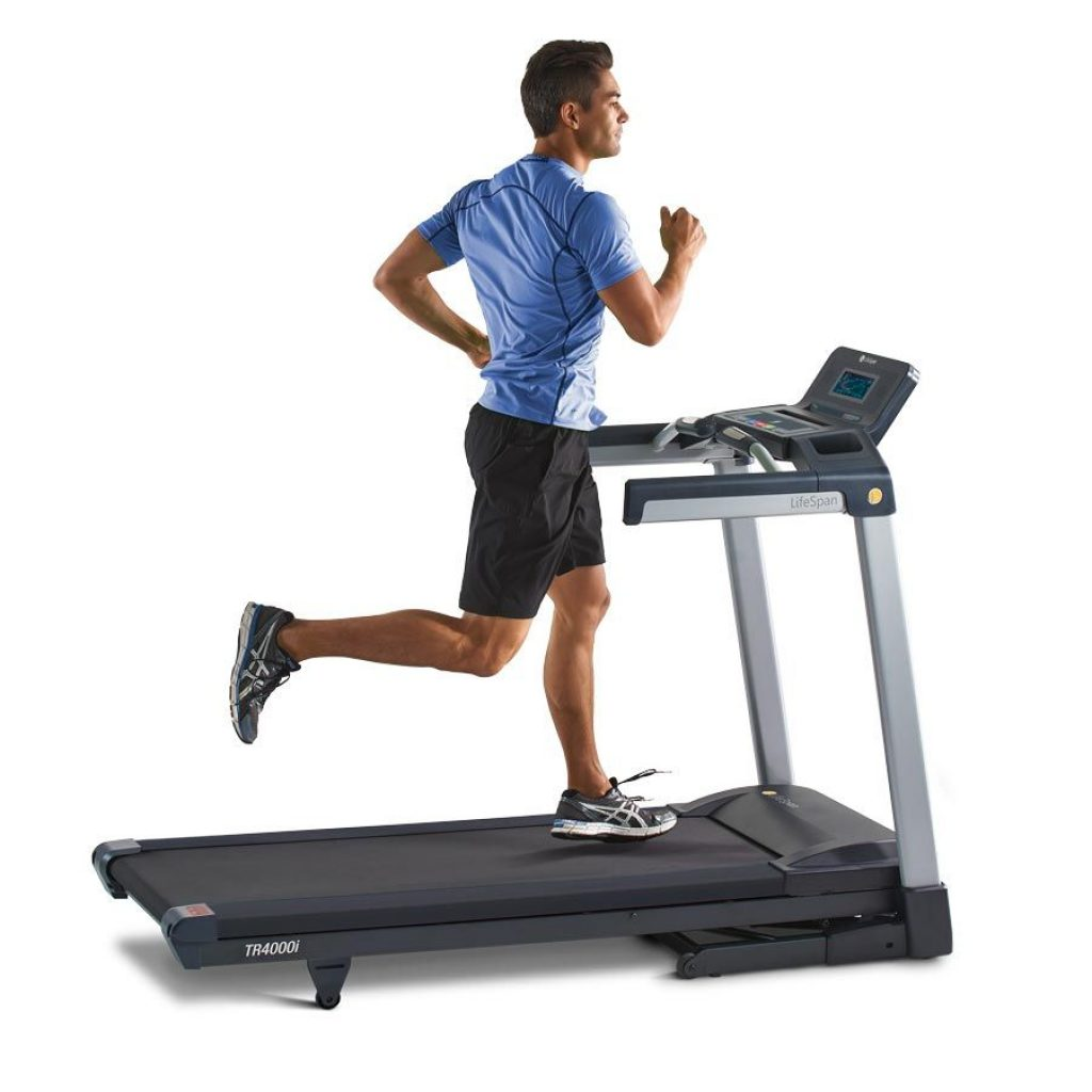 TR4000i<br>Tapis roulant<br>LifeSpan Fitness
