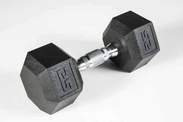 Dumbbell-haltere
