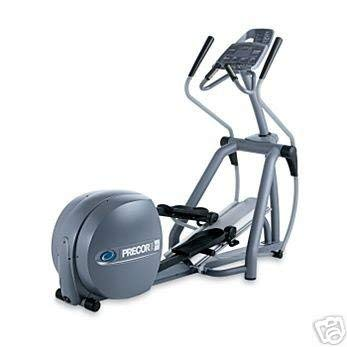 elliptique-precor-efx-556i-usage