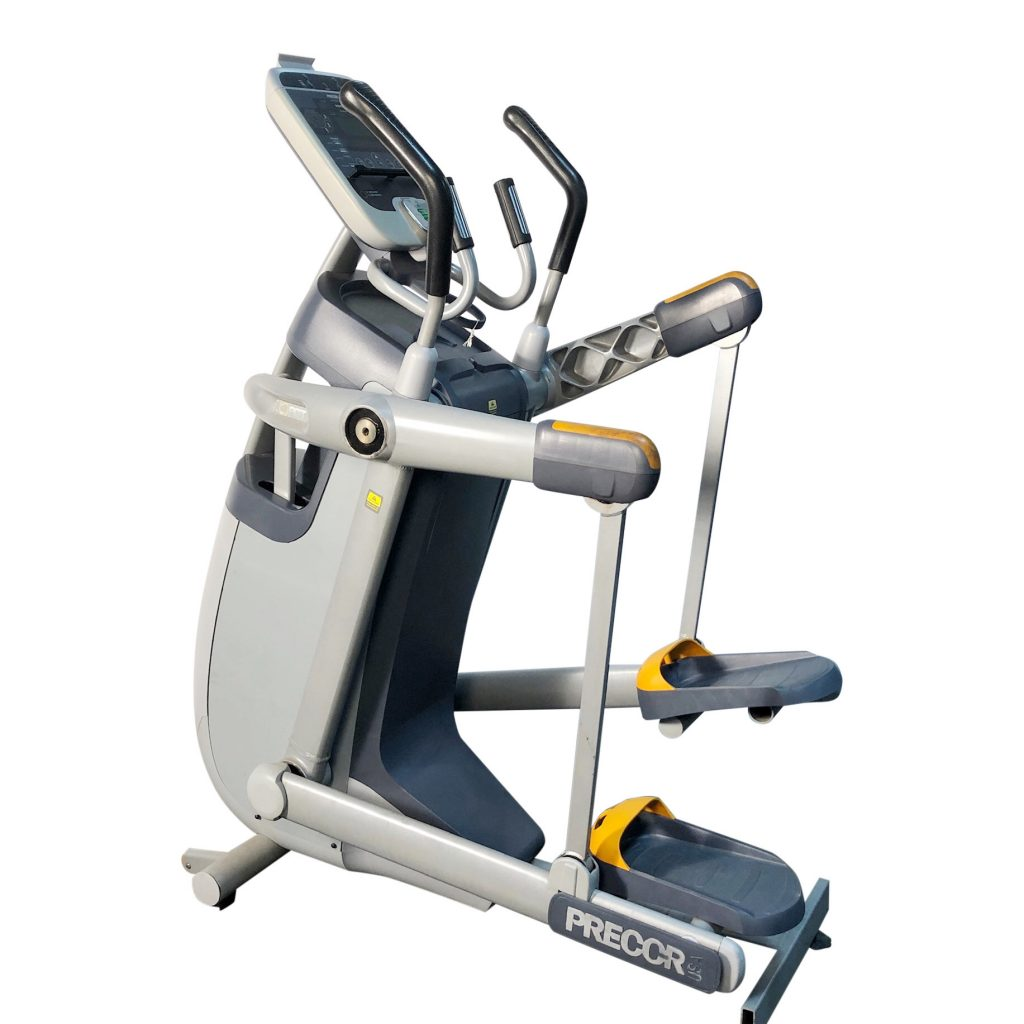 Machine elliptique Precor AMT 100i – Reconstruit
