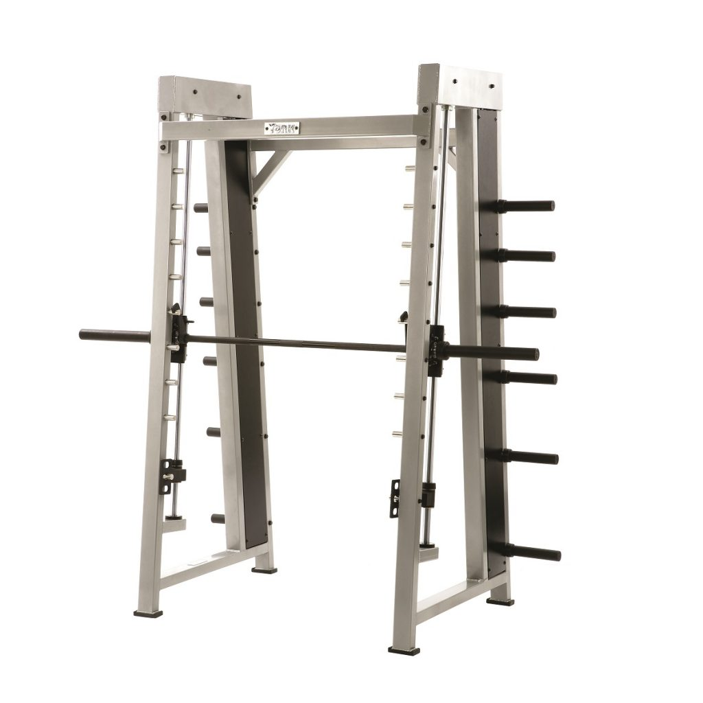 STS Counter-Balanced Smith Machine