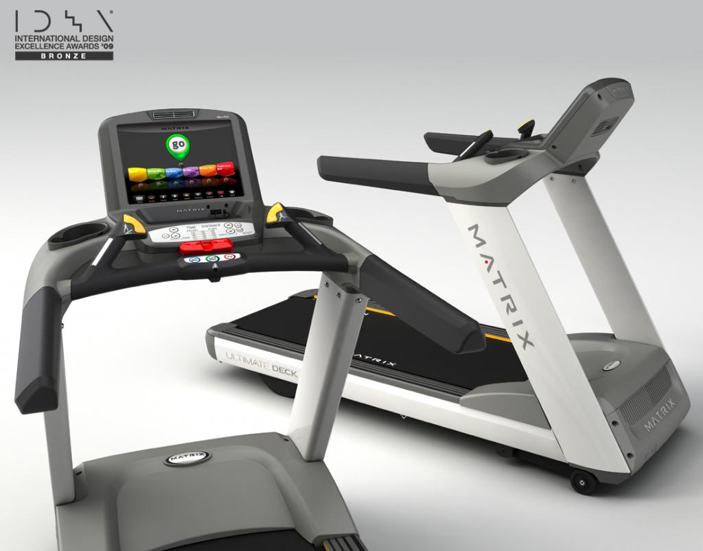tapis roulant Matrix T7XE – Usagé / Reconditionné