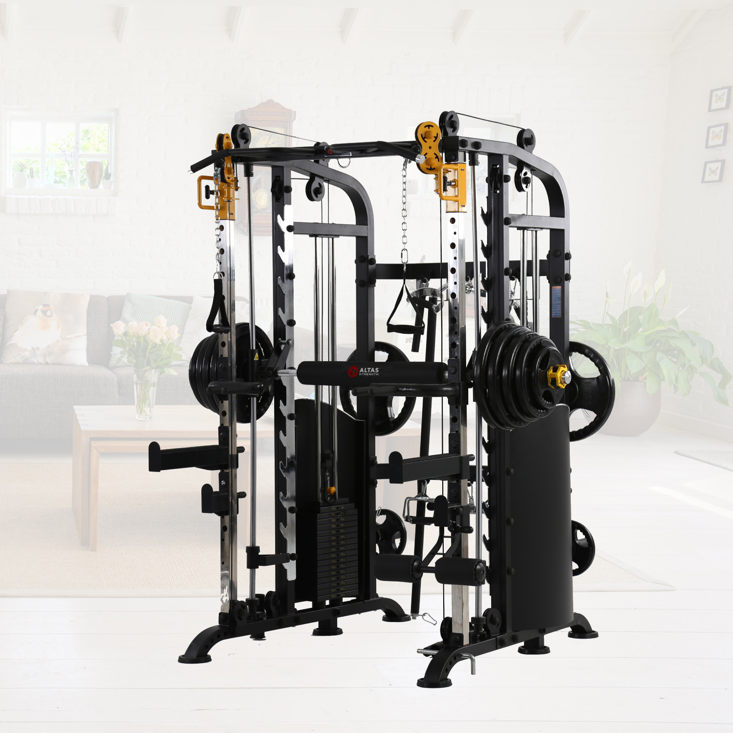 SMITH MACHINE AL-M810