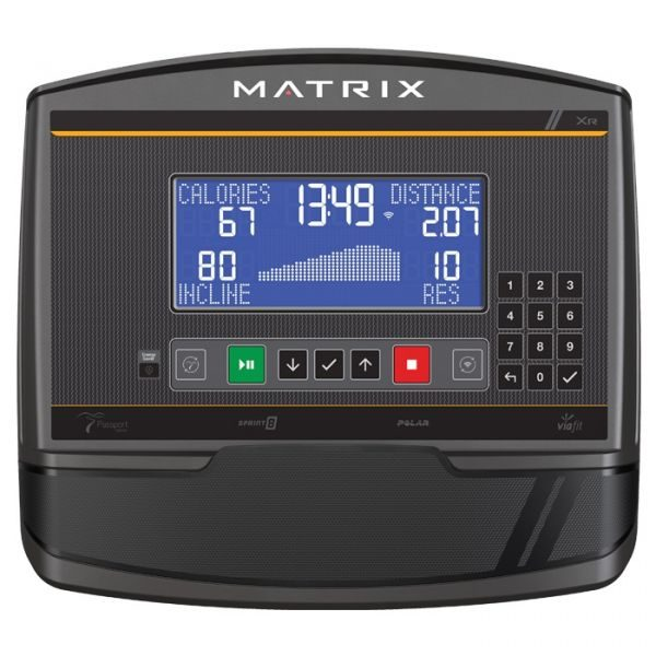 Matrix A30 Ascent Elliptical Trainer with XR Console
