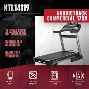 tapis roulant nordictrack commercial 1750
