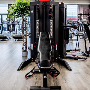equipement gym selectif
